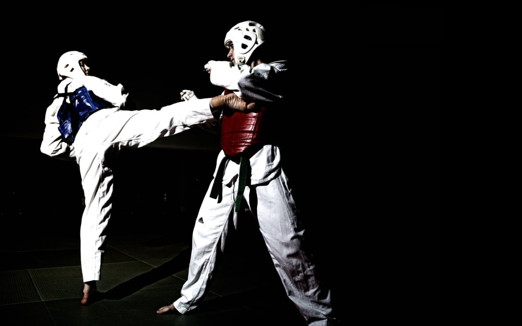 So You Want to Learn Martial Arts