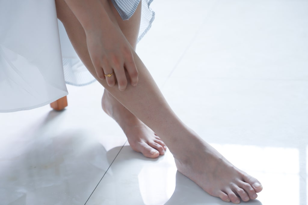 Flawless At-Home Pedicures