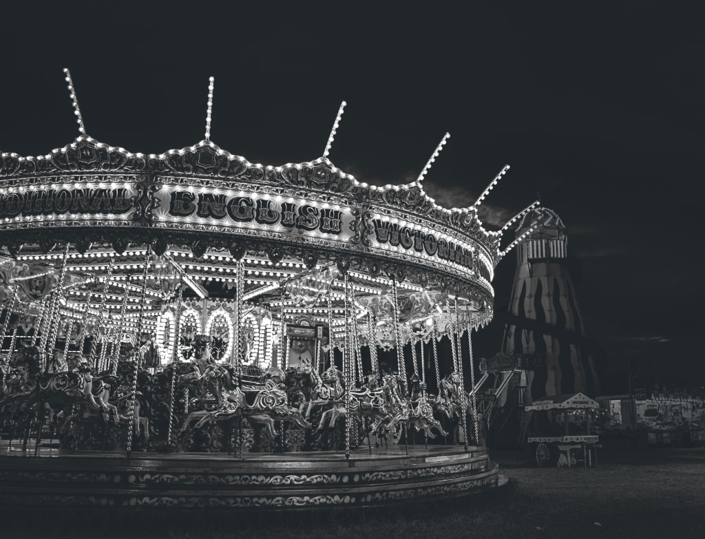 Halloween Carnival Series: The Carousel