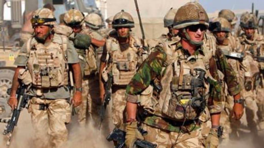 UK Troops in Yemen: A History of Violence