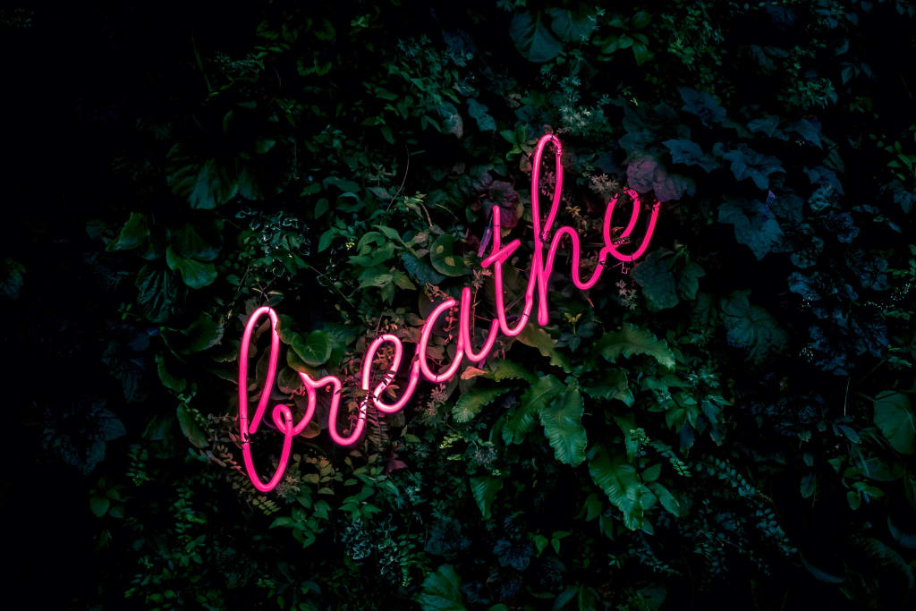 Breathe Your Way to Success...