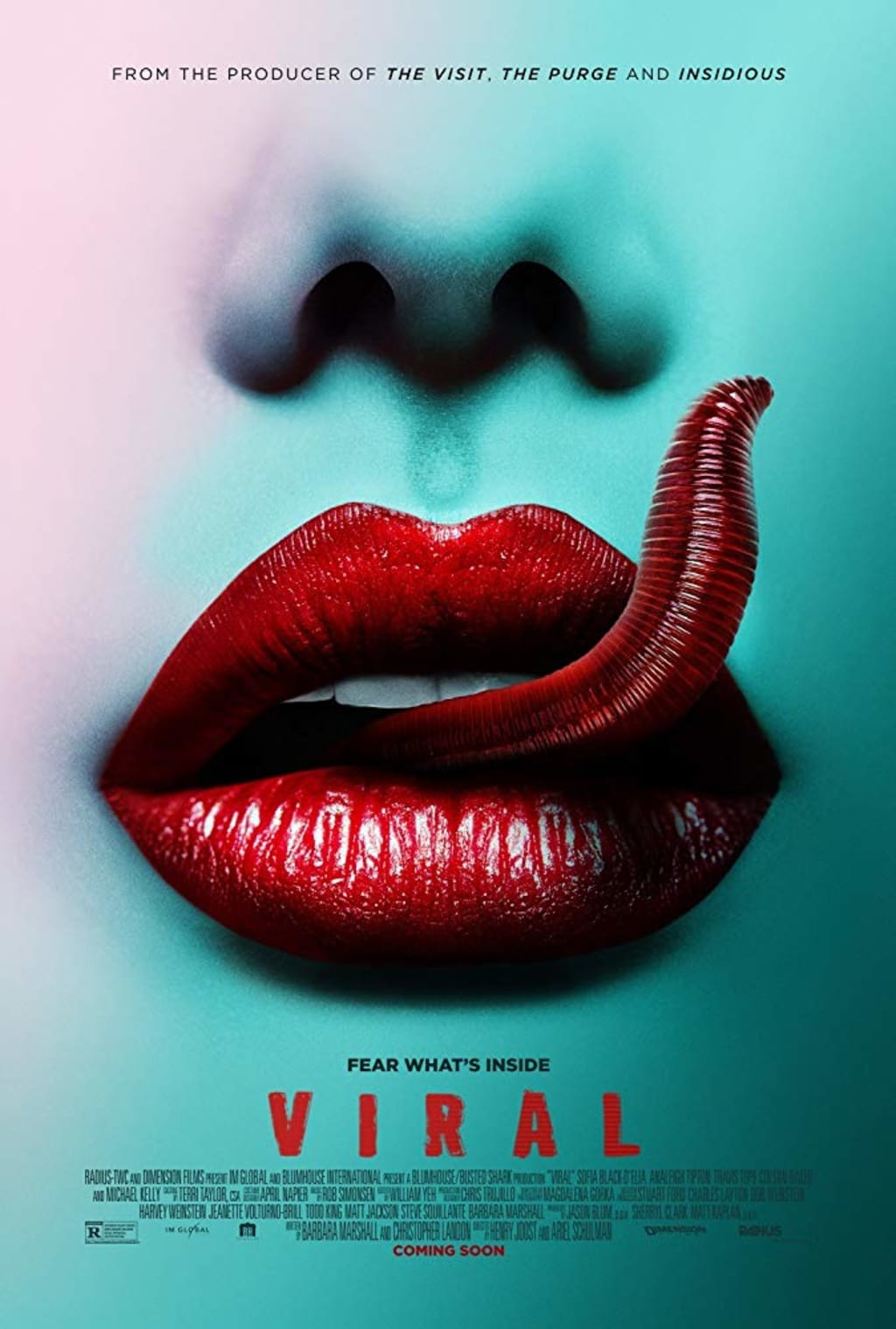 Reed Alexander's Horror Review of 'Viral' (2016)