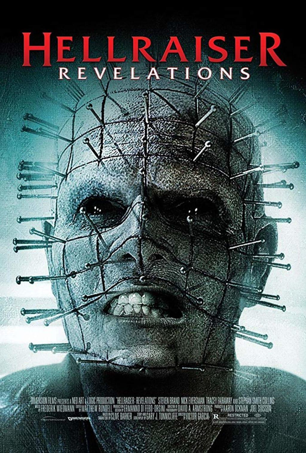 Reed Alexander's Horror Review of 'Hellraiser: Revelations' (2011)