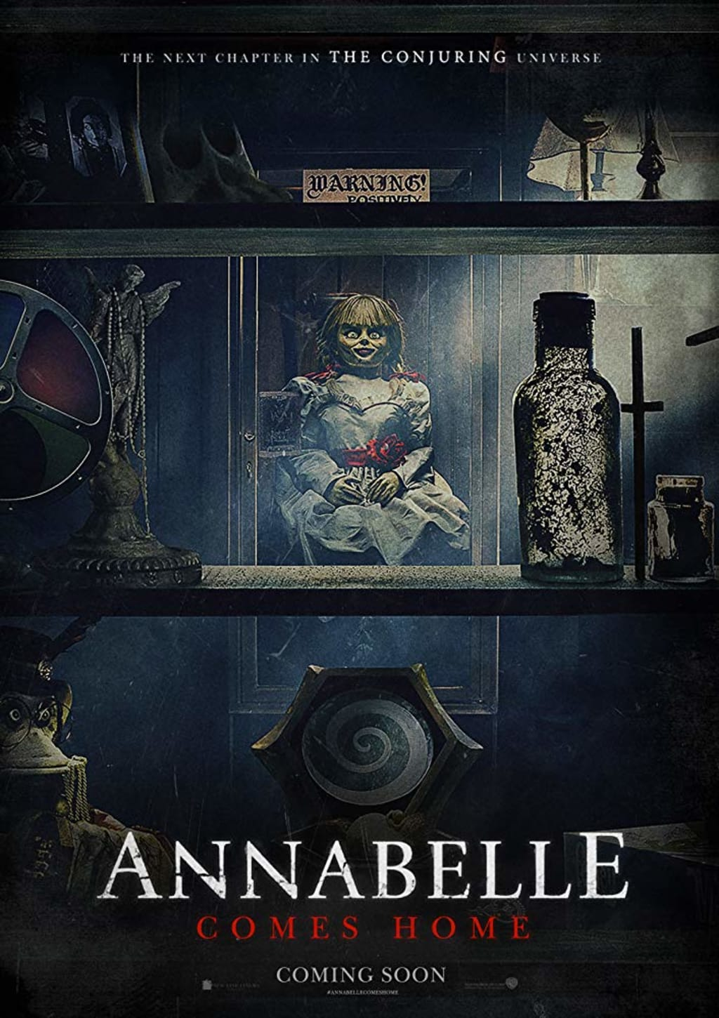 Cinema Trips 'Annabelle Comes Home'