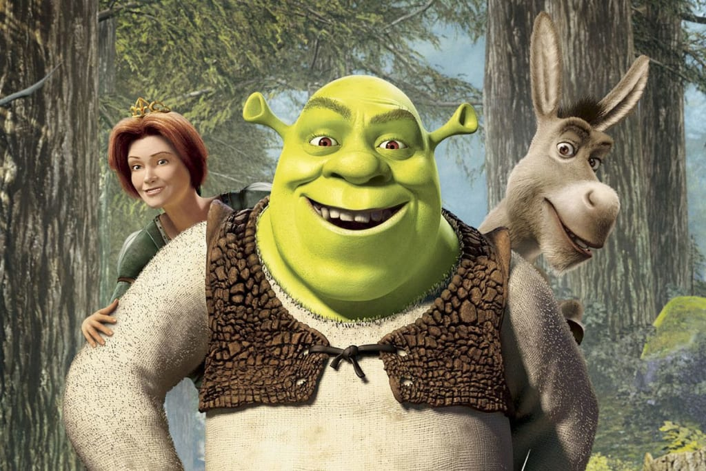 Things You Didn T Notice In Shrek