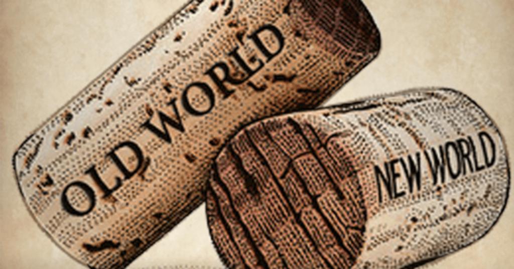 Old World Versus New World Wines