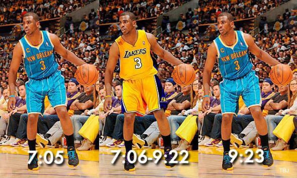 The Veto That Changed the NBA: How the League Would Look with Chris Paul as a Laker—Part II