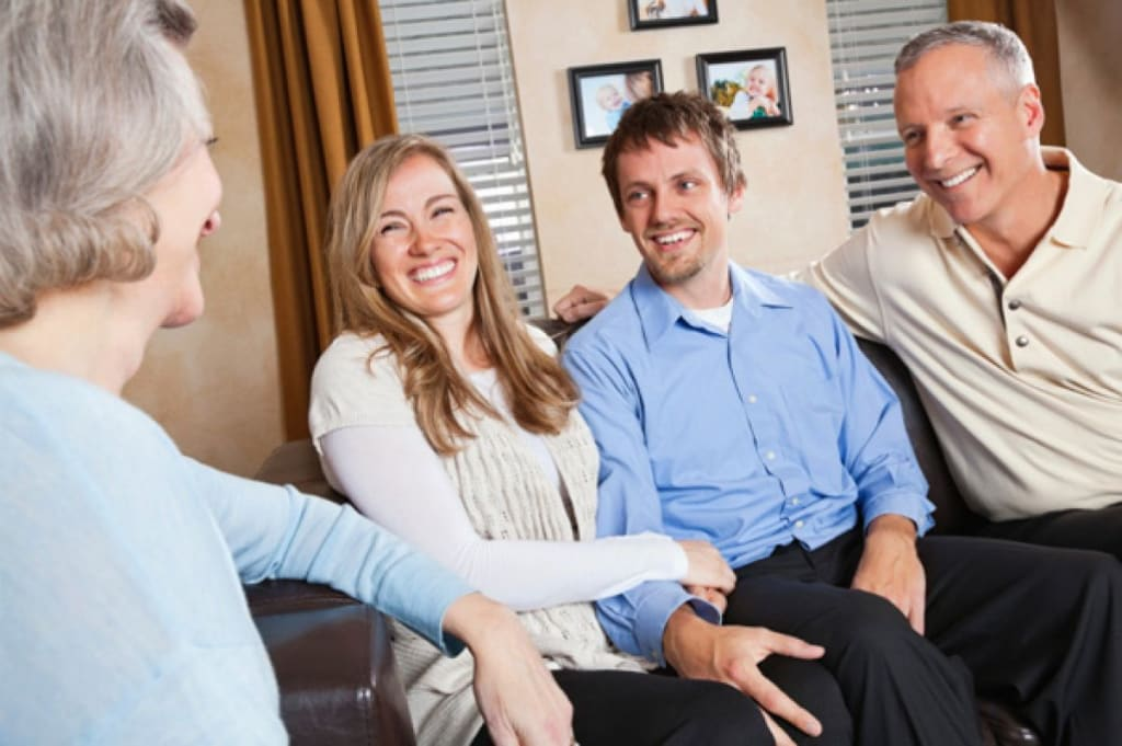 9 and 1 Ways to Make the Best Impression on His Parents