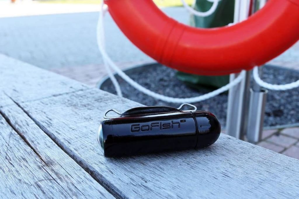 Meet GoFish: The Wireless Underwater Camera That Will Change the Way You Fish