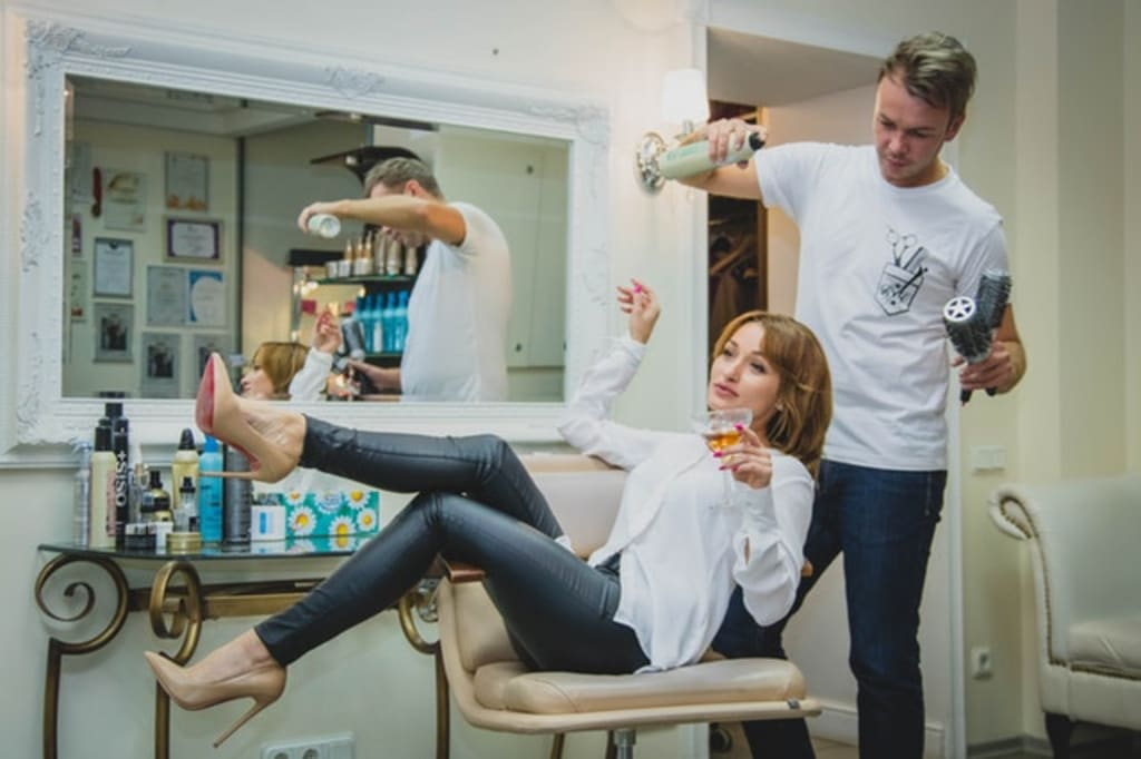 6 Conversations to Stop Having With Your Hair Stylist, Immediately