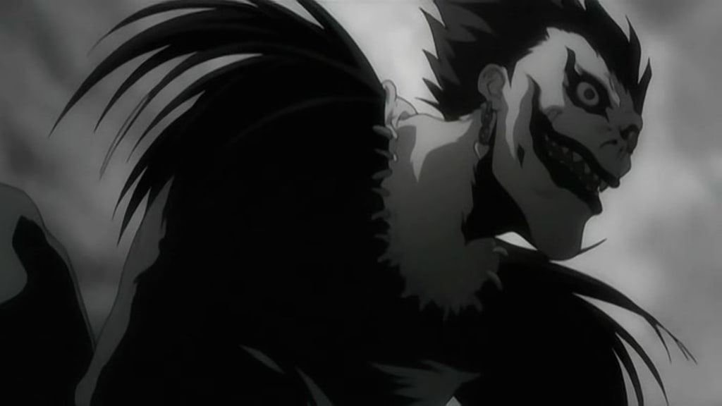 Everything You Need To Know About The Shinigami Ryuk Before