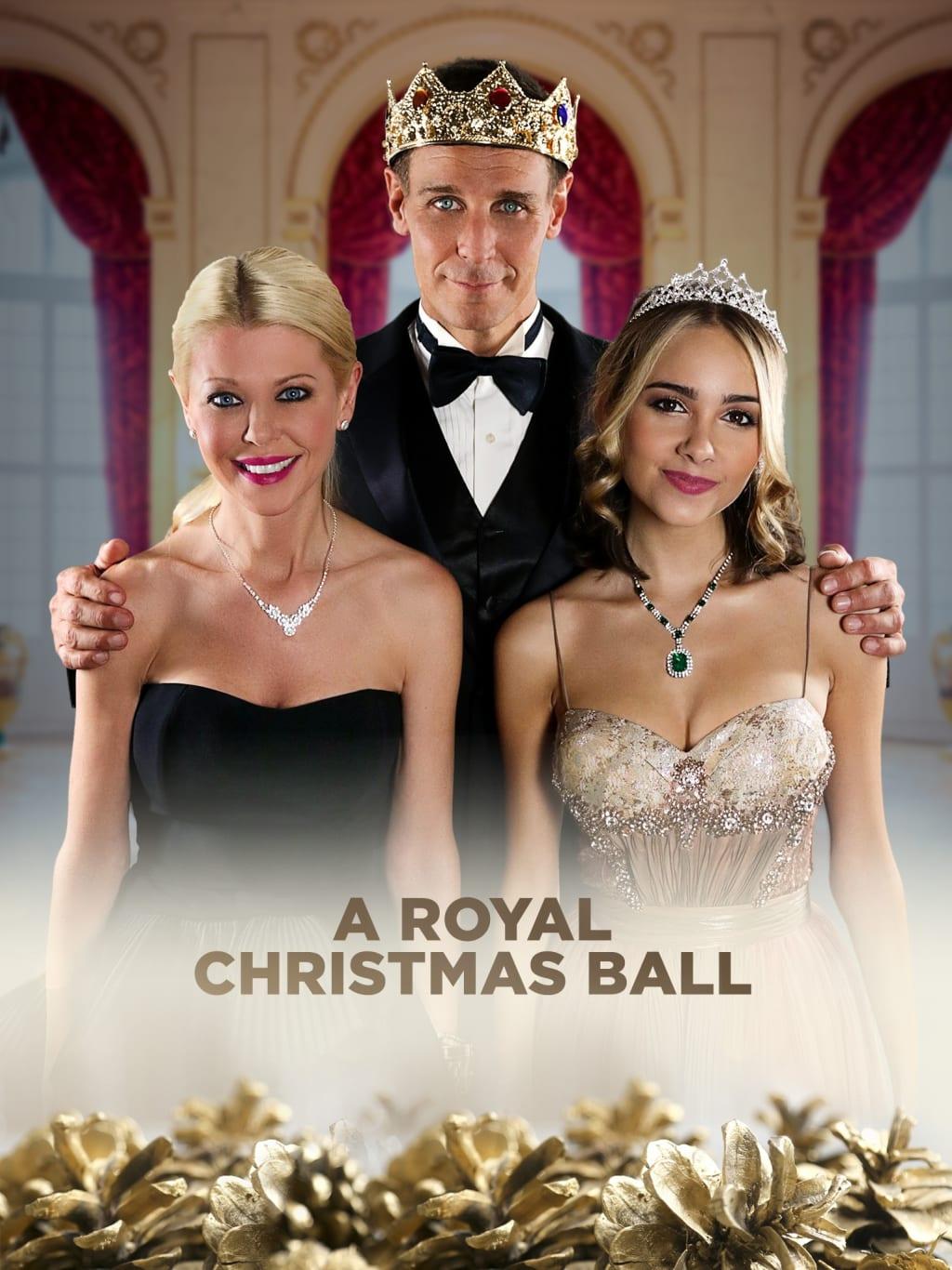 A Royal Christmas Ball.Hallmark Ian Review A Royal Christmas Ball