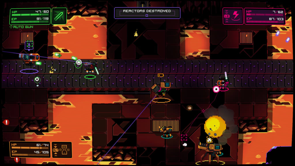 NeuroVoider Is Digital Eye Candy from the Retro Era
