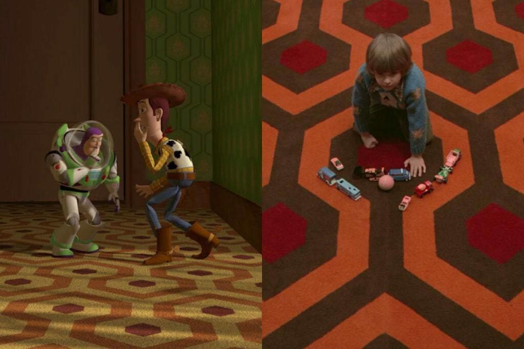 Did You Notice These Homages To The Shining In Toy Story