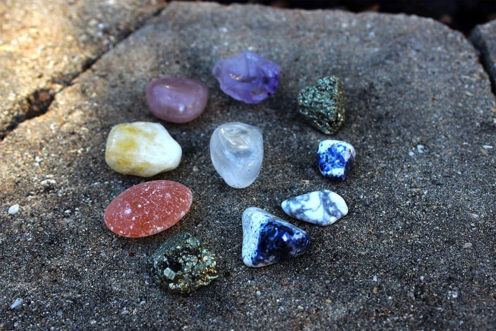 Top 7 Crystals for Beginners