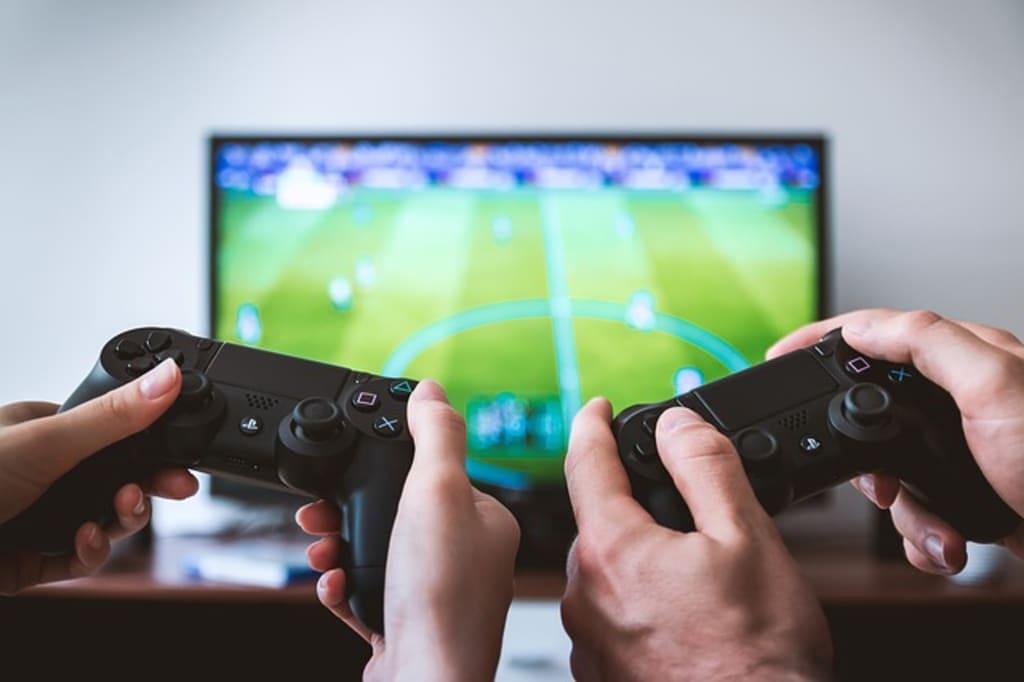 Gaming in 5 Easy Steps