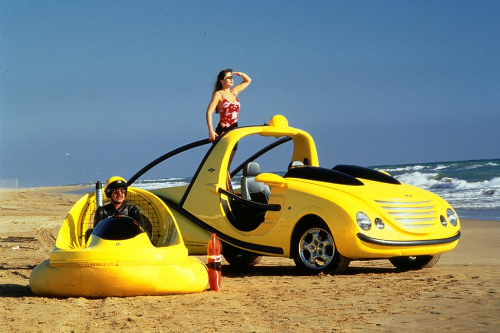 Ugliest Concept Cars in History