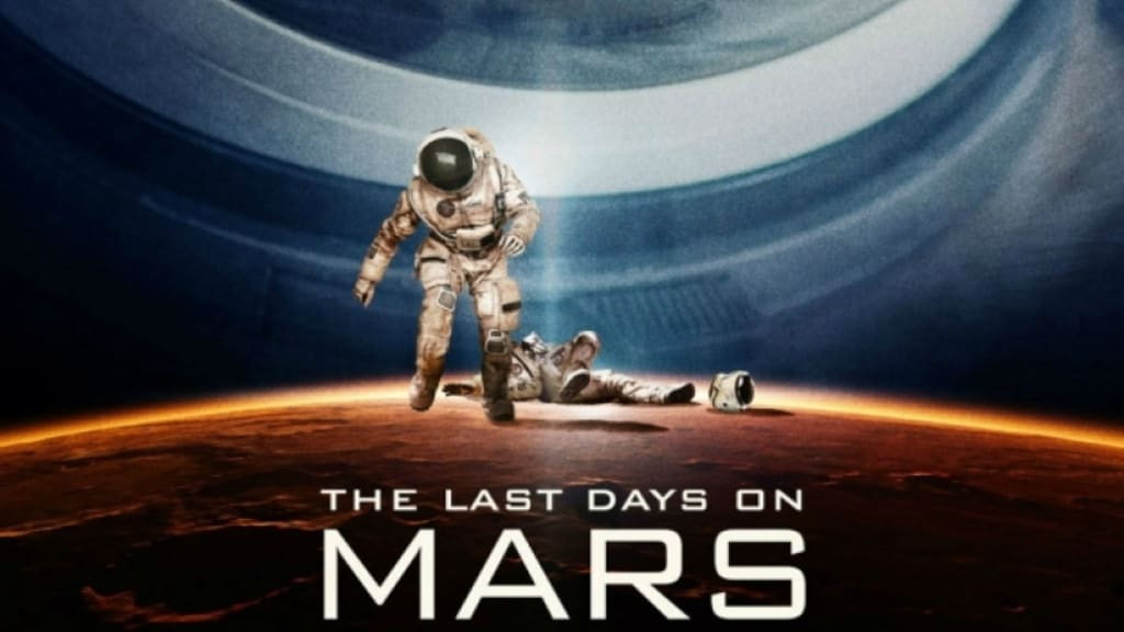 Reed Alexander's Review of 'Last Days On Mars' (2013)