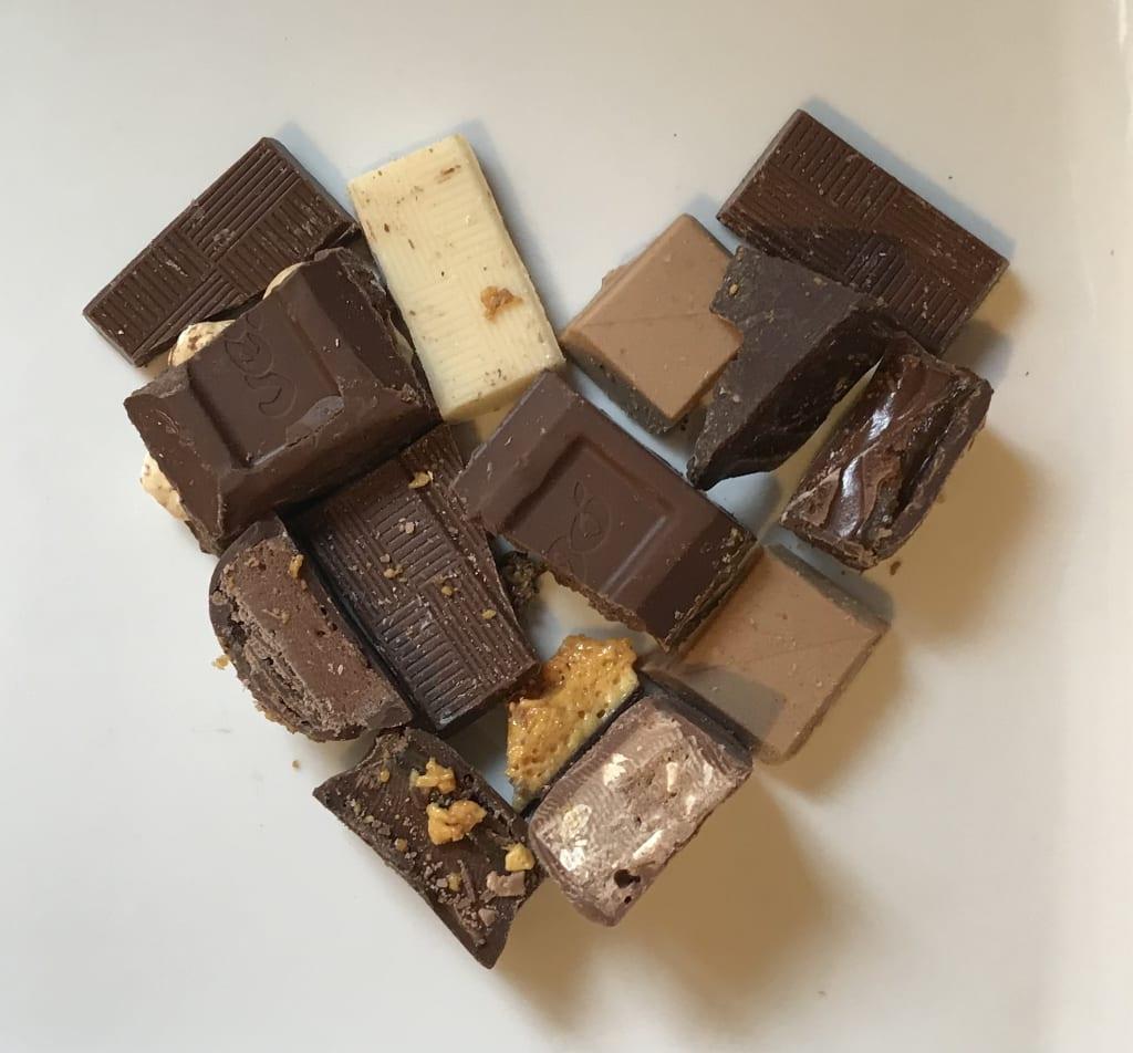 Top 10 Vegan Chocolate Goodies
