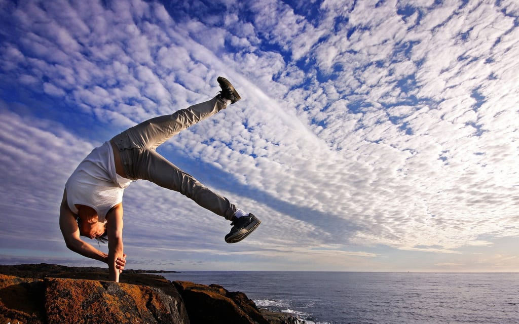 Intense Forms of Extreme Yoga