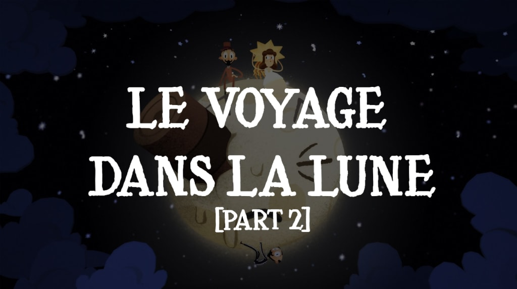 Bad Cinema Corner: 'Le Voyage Dans La Lune' (1902) [Part 2]