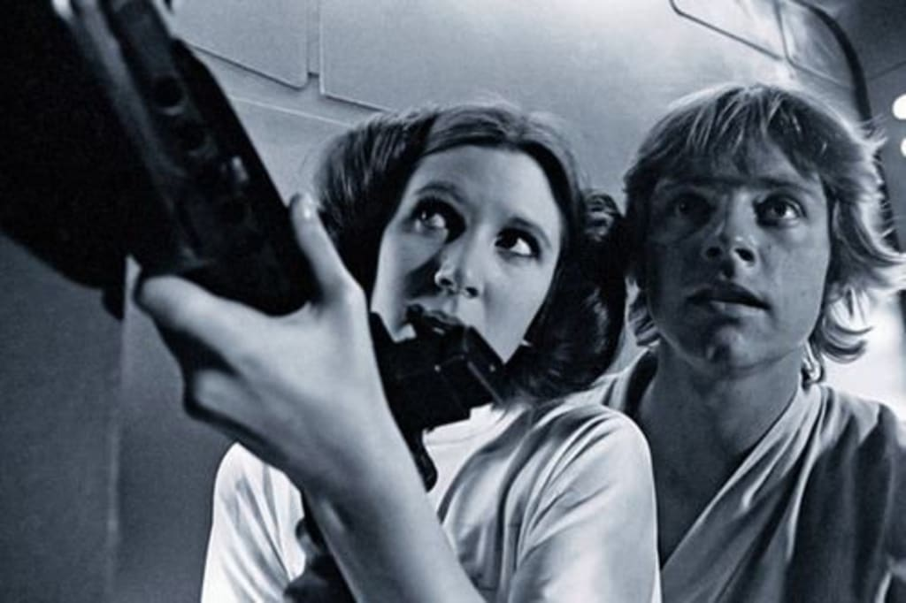 Freaky Friday Presents: 'Star Wars'