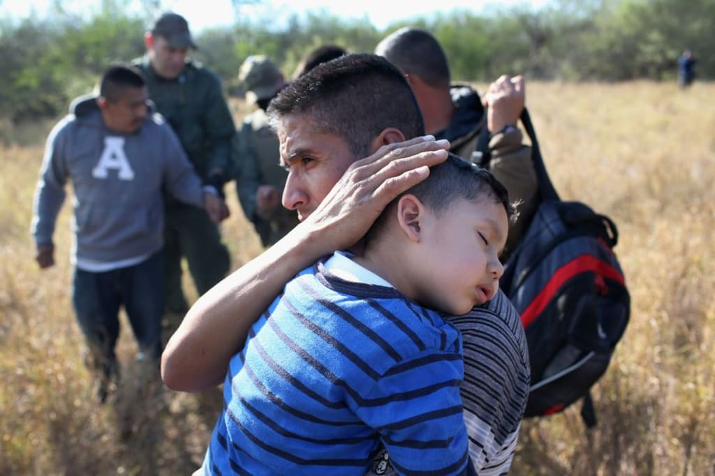 The Truth on Immigrant Parents and Children Separation