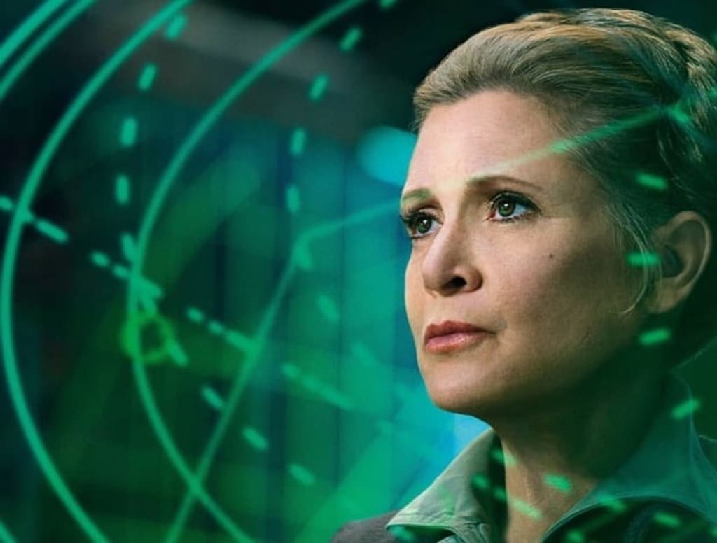 Carrie Fisher Will Not Be in Star Wars: Episode 9, Lucasfilm Confirms—No CGI and No Extra the Last Jedi' Footage