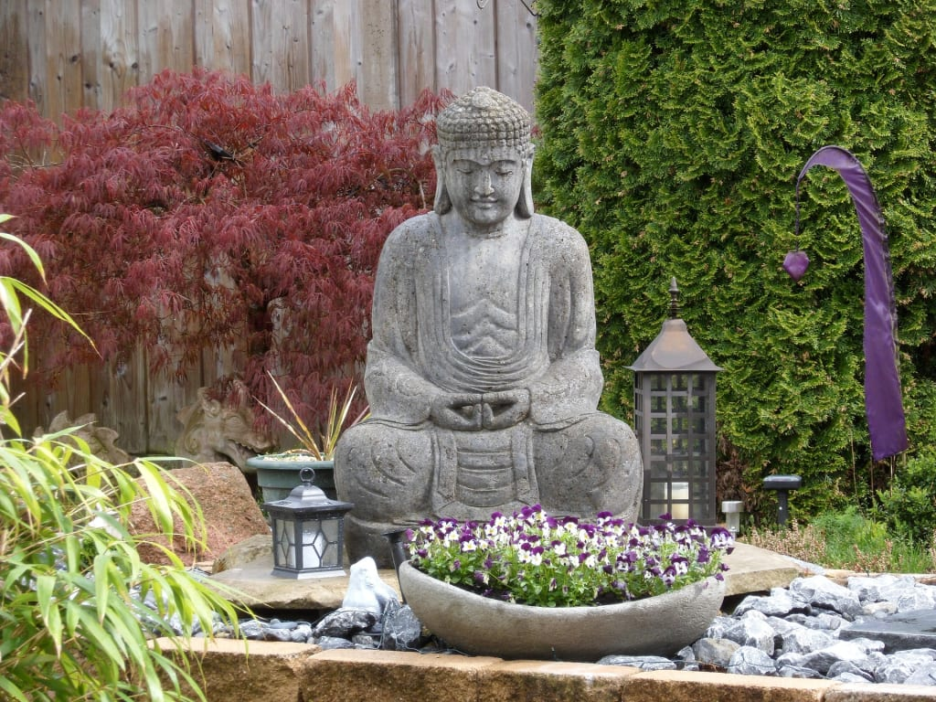 How To Create a Sacred Garden in Your Backyard
