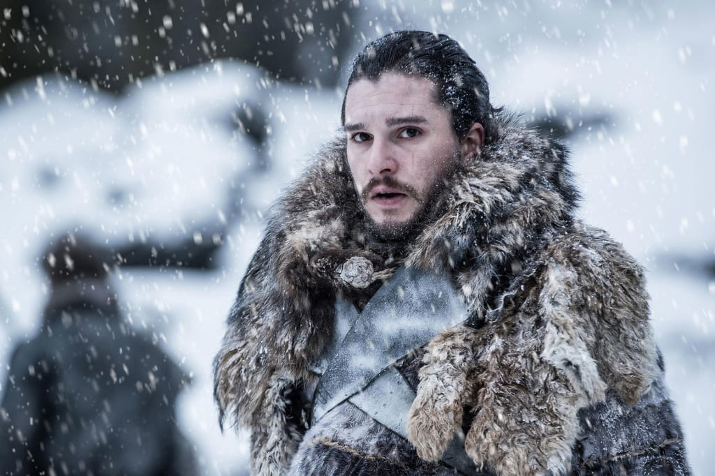 Kit Harington's Reaction to 'Being A Dad' In Season 8 Of 'Game Of Thrones' Says It All!