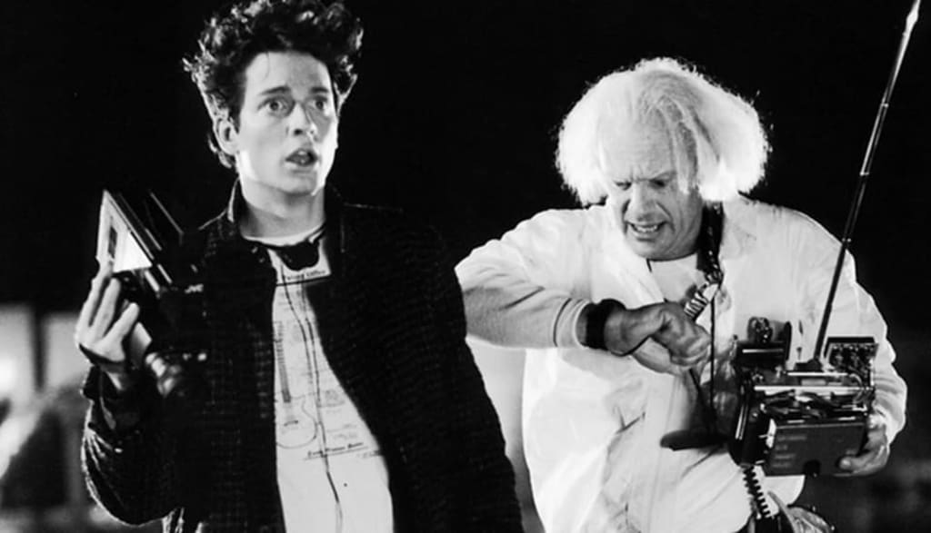 The Story of Eric Stoltz in 'Back to the Future'