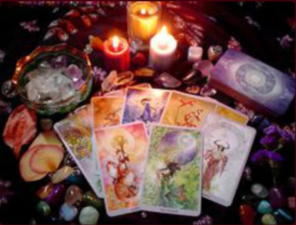 Pick a Pile Tarot Card Readings