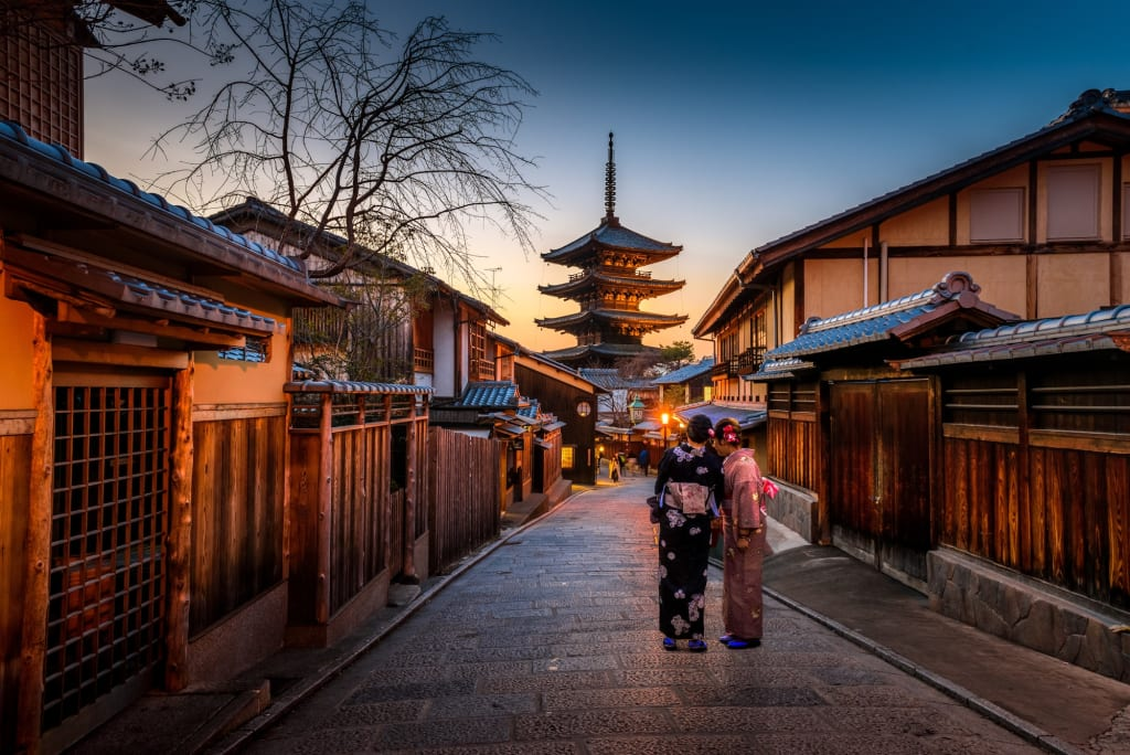 11 Great Gifts for People Who Want to Visit Japan