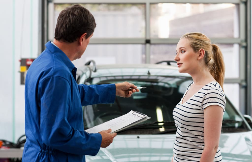 Do Mechanics Really Lie to Women About Repairs?