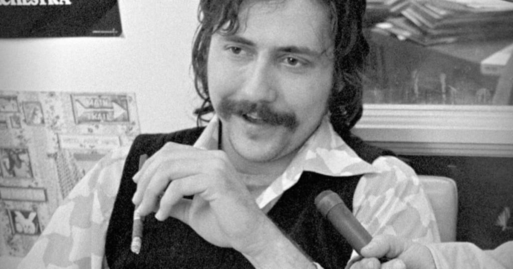 Lester Bangs: A Troubled Hero