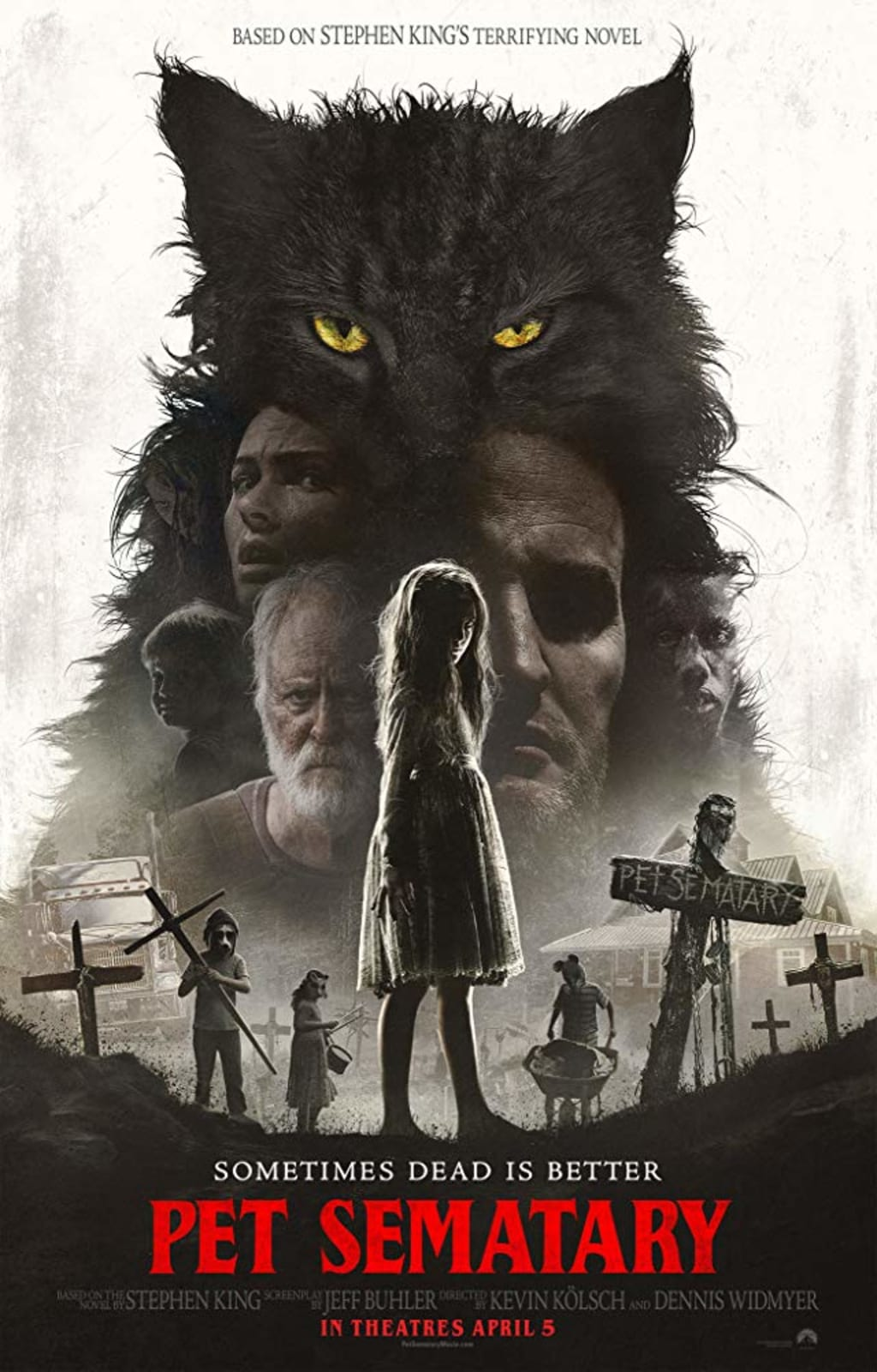 Reed Alexander's Horror Review of 'Pet Sematary' (2019)