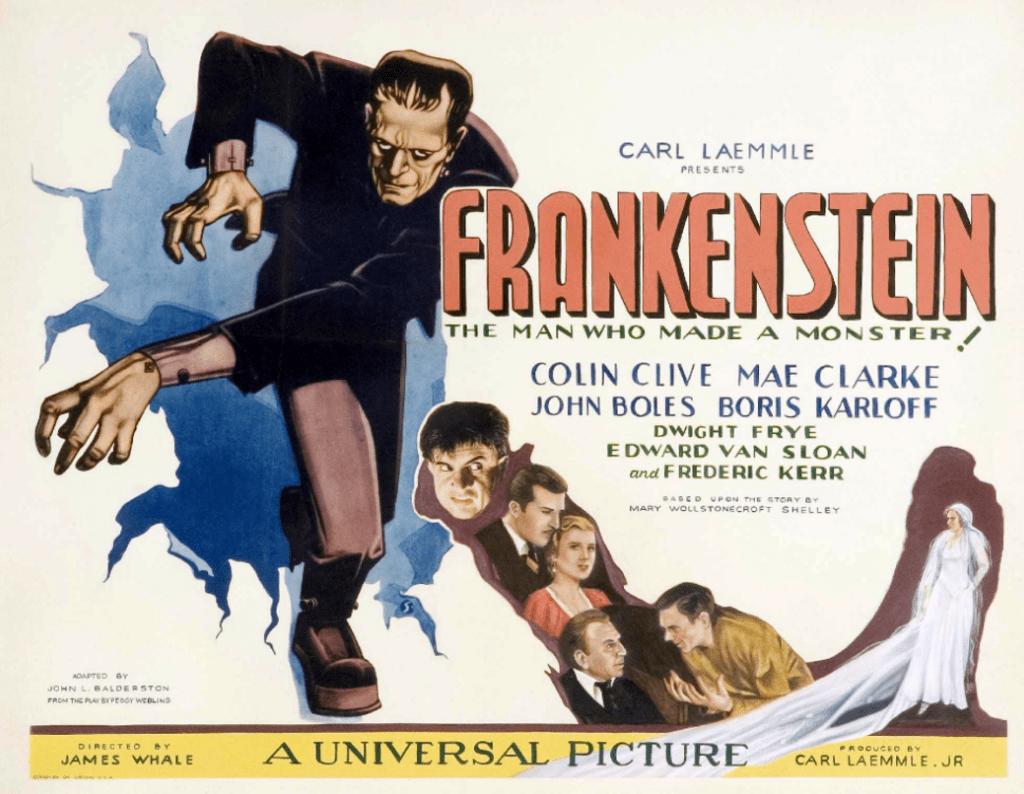 'Frankenstein' - The Best Sci-Fi Zombie 'Walking Dead' Story Of Them All