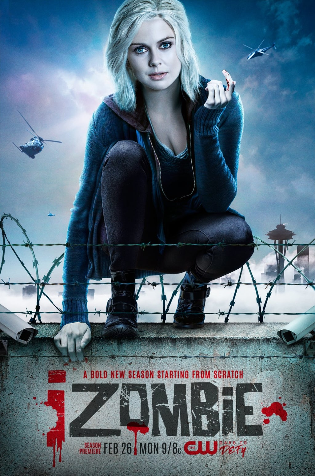 'iZombie' Writer Bob Dearden on What It's Like to Write for the Hit Show and What We Can Expect From Season 4