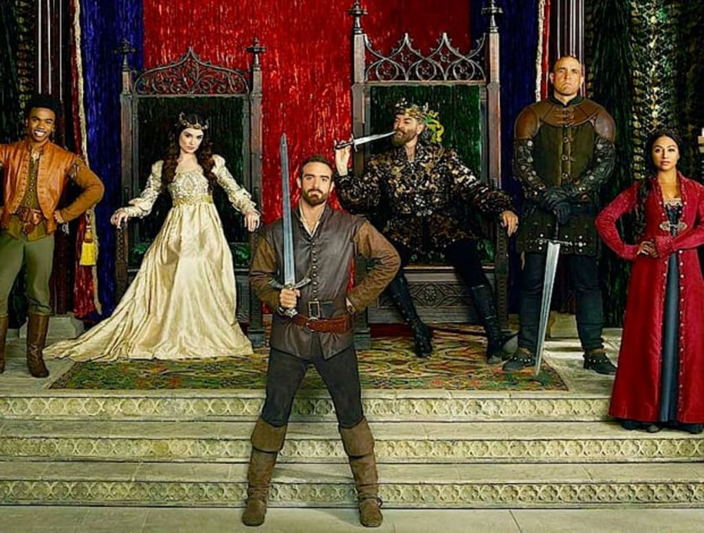 'Galavant' Stage Musical in the Works After Cancellation