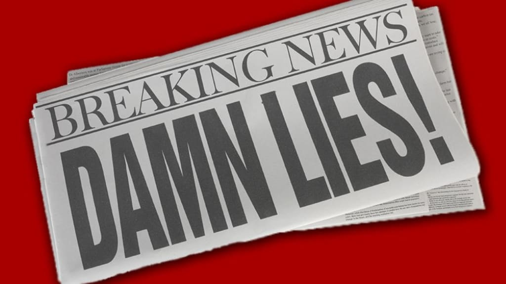 10 Pieces of Fake News and Their Sources from Before 1978