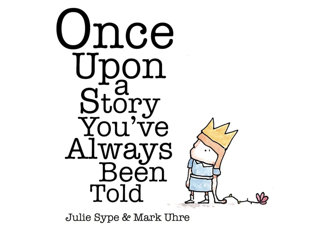 Mimo Reads: 'Once Upon a Story You've Always Been Told' (2018)