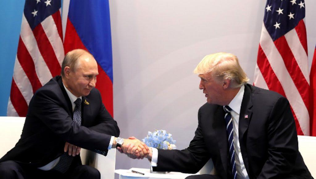 Putin, Trump & 'Russian Roulette'
