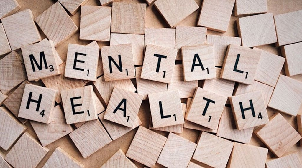 Mental Health at 20 Years Old