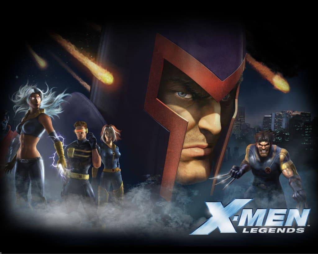 How X-Men Legends Changed Superhero Games