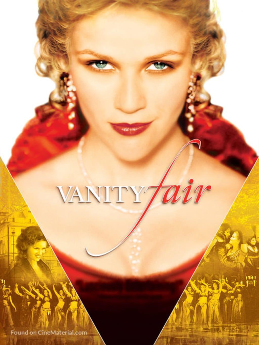 Reading Journal: 'Vanity Fair'