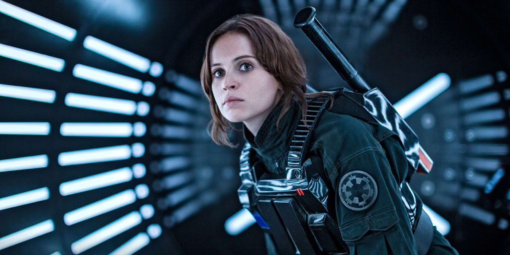 Jyn Erso and Family Hold Ties to Death Star and Kyber Crystals in 'Rogue One: A Star Wars Story'