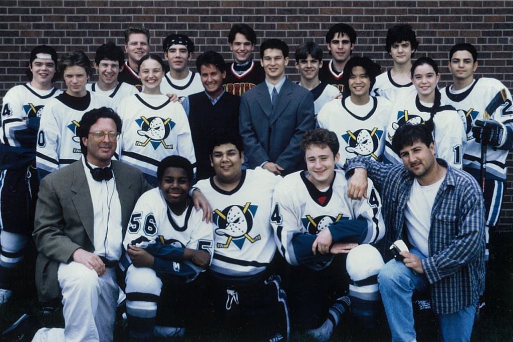 I Can't Believe This A-Lister Almost Starred in 'Mighty Ducks'!
