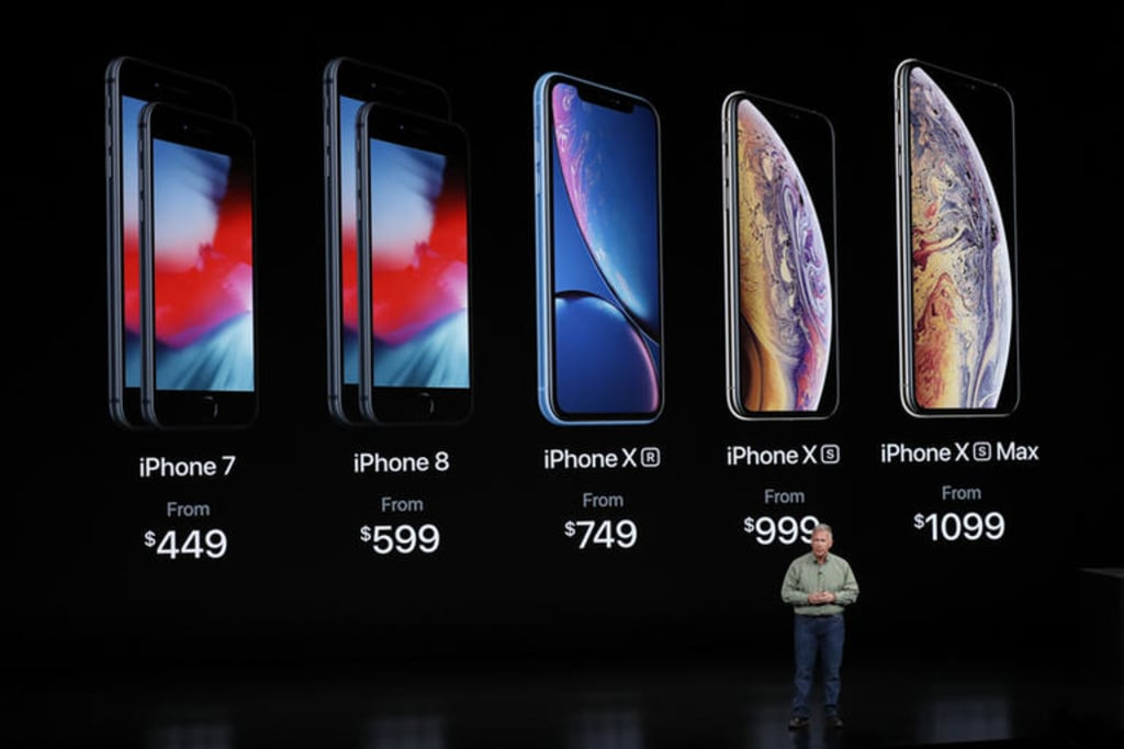Can't Decide Which iPhone You Want?