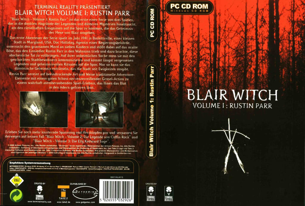 Remember When: 'Blair Witch Volume 1: Rustin Parr'
