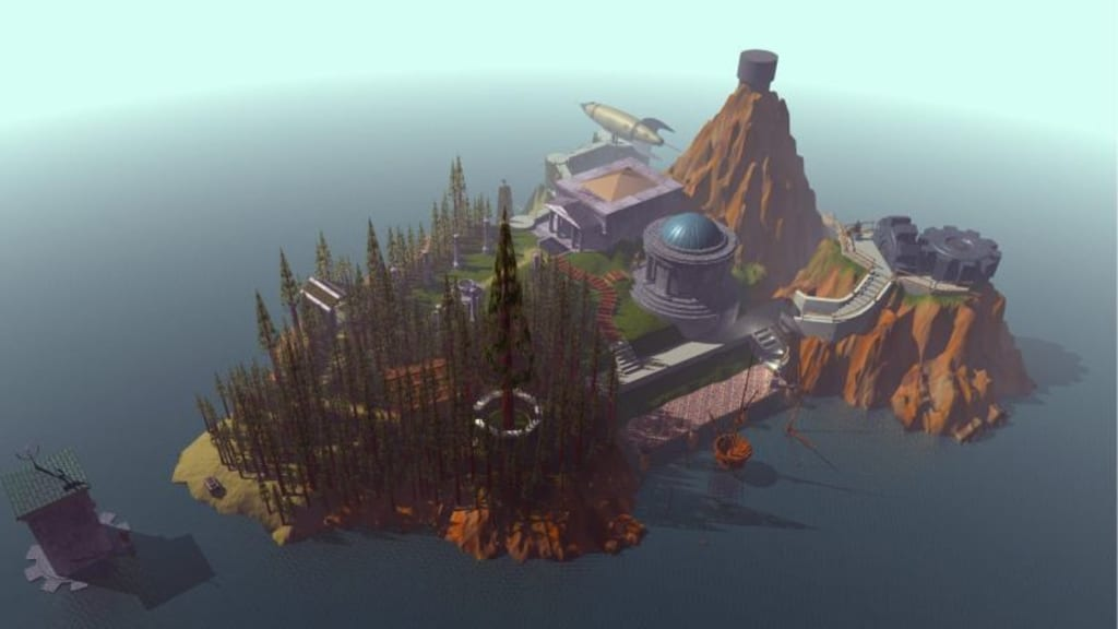 Disney Was Working on an Adventure Theme Park Inspired by the 90s Video Game 'Myst'
